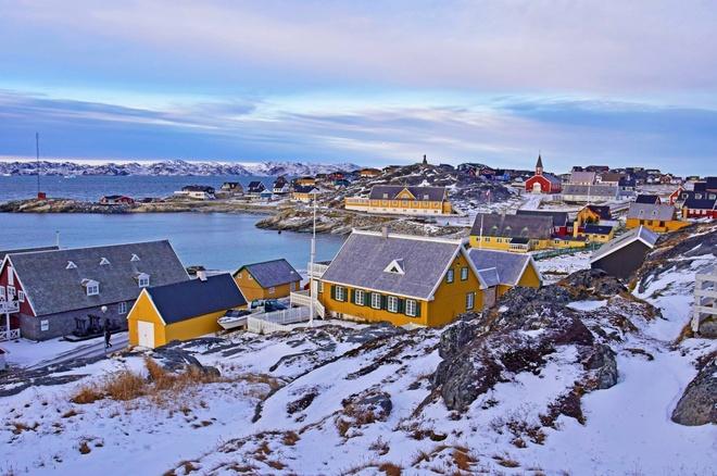 Cau chuyen Greenland va vung dat cuc Bac bi lang quen hinh anh