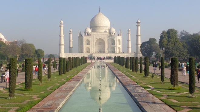 Den Taj Mahal o An Do tang gia ve tham quan hinh anh