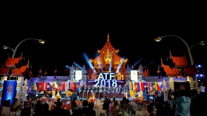 Hang nghin nguoi toi Viet Nam du dien dan du lich lon nhat ASEAN 2019 hinh anh 1