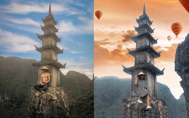Khoe ảnh khí cầu, mây hồng: Check-in đẹp hay hủy hoại giá trị du lịch?
