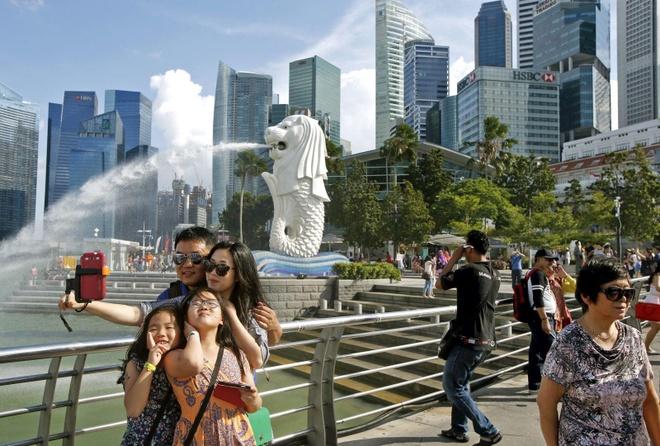 Singapore day manh phat trien du lich tu hoi cho, trien lam quoc te hinh anh 1