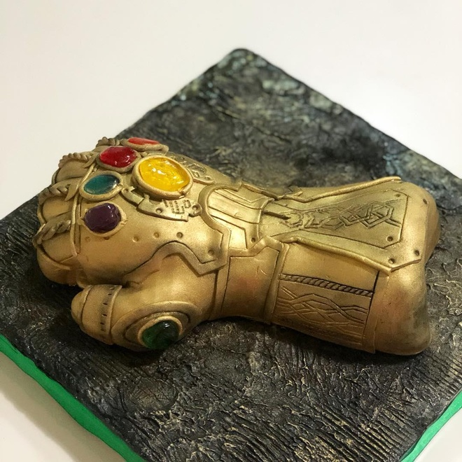 Loat mon ngon xuat hien, an theo bom tan 'Avengers: Endgame' hinh anh 9
