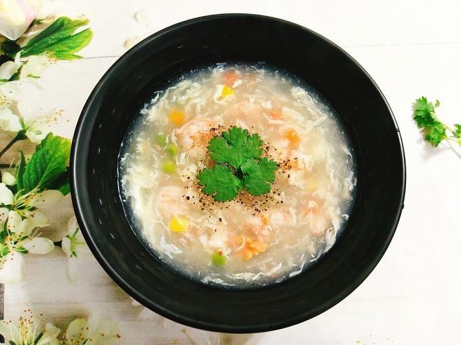 Sup tom de lam cho ngay cuoi tuan hinh anh