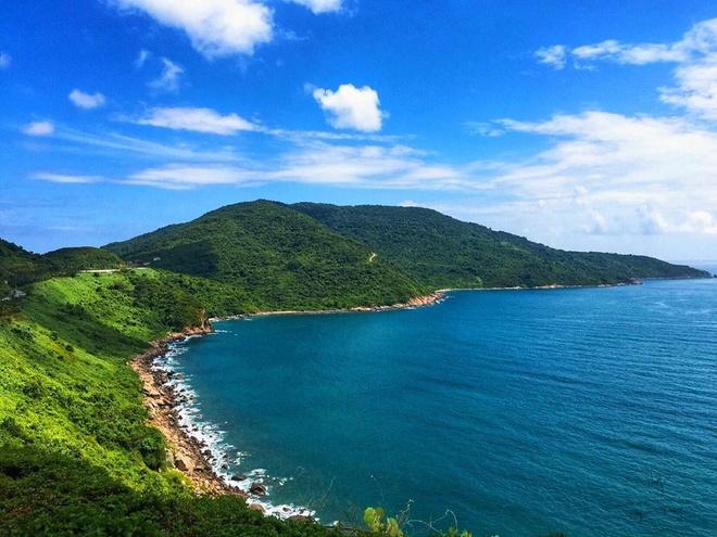 bien dao Viet Nam anh 5  - 2_ngoc_huyen_3105 - Hòn đảo nào ở Việt Nam sở hữu 2 miệng núi lửa đã tắt?