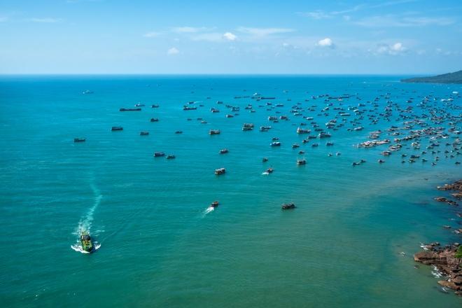 bien dao Viet Nam anh 3  - 7050_1 - Hòn đảo nào ở Việt Nam sở hữu 2 miệng núi lửa đã tắt?