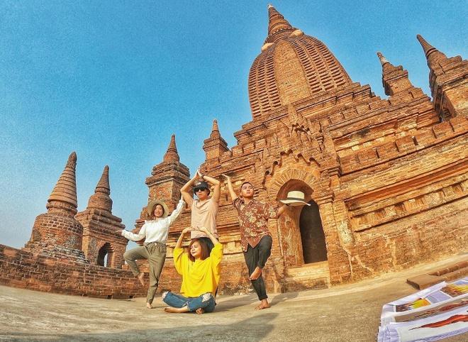 #Mytour: He nay, hay ru hoi ban than kham pha Myanmar hinh anh