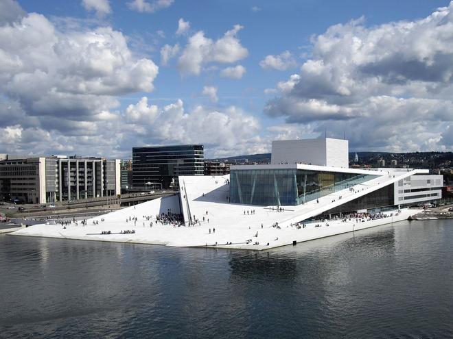 24 gio o Oslo, Na Uy hinh anh