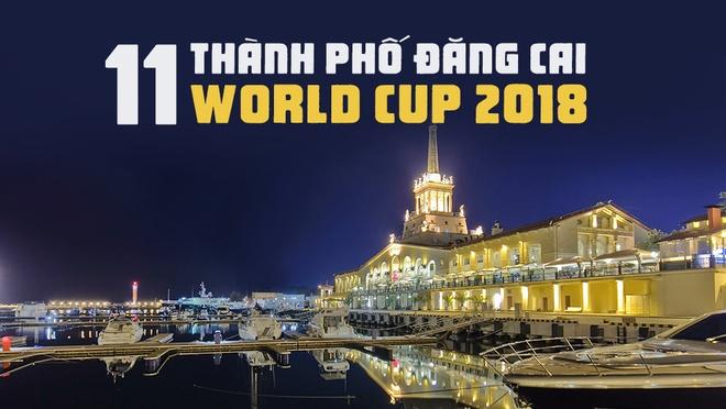 Kham pha 11 thanh pho cua Nga dang cai World Cup 2018 hinh anh
