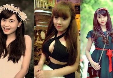 3 hot girl Nha Trang moi noi trong gioi tre hinh anh
