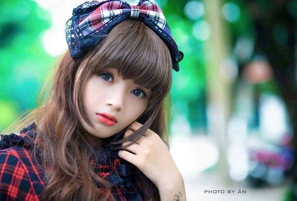 Hot girl anh the xuat hien trong phim ngan Valentine hinh anh