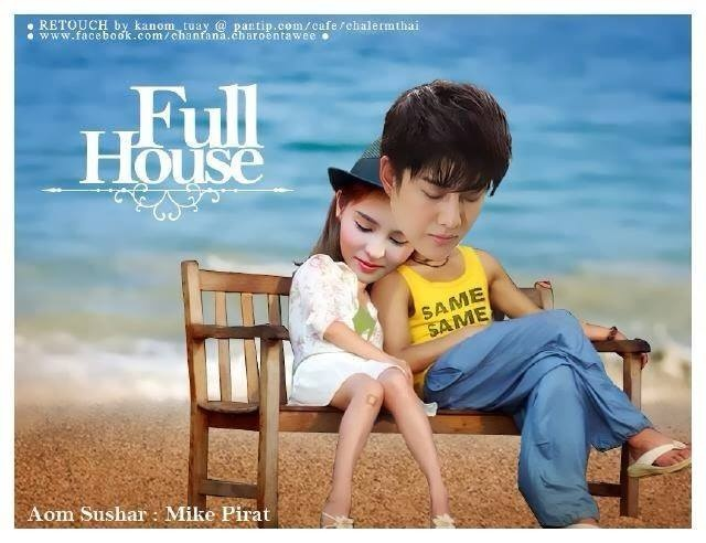 Ngam cap doi ngot ngao cua 'Full House' phien ban Thai hinh anh 10