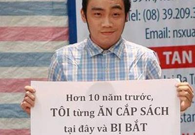 Chang trai Sai Gon tu deo bien 'Toi tung la nguoi an cap' hinh anh