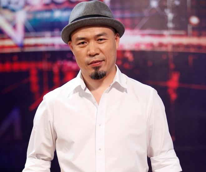 Nhac si Huy Tuan minh oan cho Thanh Ly o Hoc vien ngoi sao hinh anh