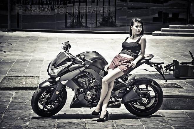 Co gai Quang Ninh sinh nam 1996 cuoi Ducati gay chu y hinh anh 8