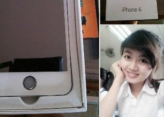 Su that viec thieu nu tuyen nguoi yeu tang kem iPhone 6 hinh anh