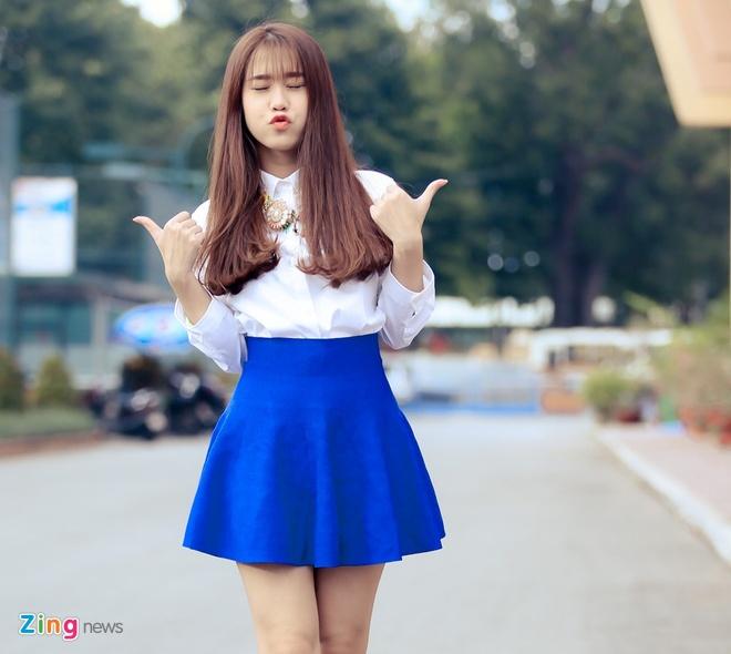 Hot girl Ngoc Thao: 'Nam nay toi lam gi cung bi chui' hinh anh 3