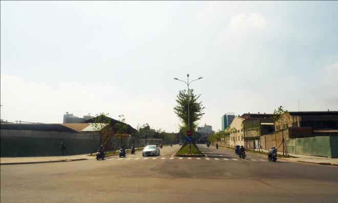 Gamuda Land chi gan 20 ty dong lam duong phuc vu cong dong hinh anh 1 Điểm kết nối 3 - tuyến đường D2 đã hoàn thiện và sẵn sàng phục vụ cư dân.