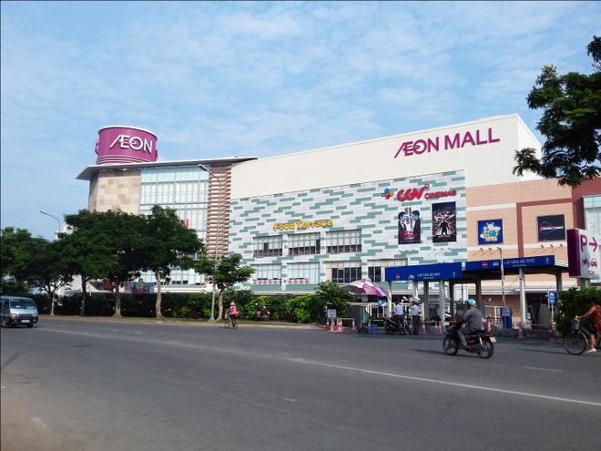 Gamuda Land chi gan 20 ty dong lam duong phuc vu cong dong hinh anh 2 Trung tâm thương mại AEON Mall - đại siêu thị AEON Mall Nhật Bản đầu tiên tại Việt Nam