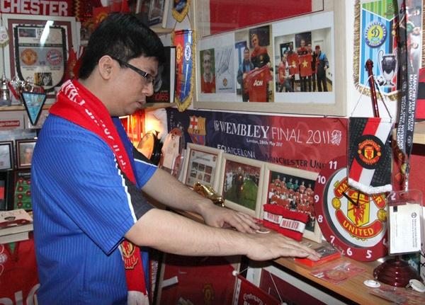 Tinh yeu chay bong cua fan Viet danh cho MU hinh anh 3