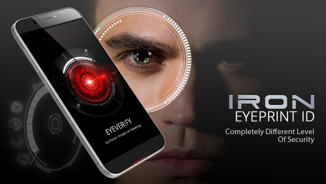 Iron-P: Smartphone luu giu anh mat, tang do an toan hinh anh 2