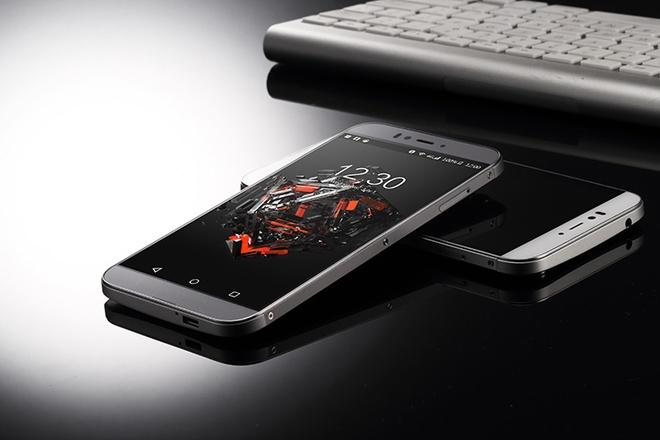 Iron-P: Smartphone luu giu anh mat, tang do an toan hinh anh 3