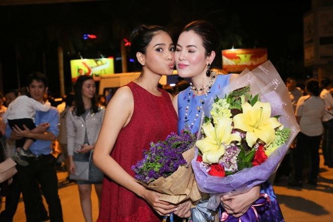 Truong Thi May mat moc di don A hau doanh nhan Phuong Le hinh anh 3