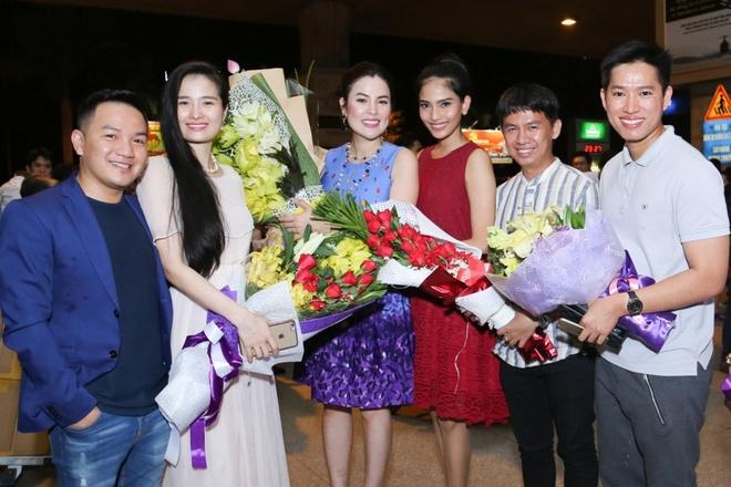 Truong Thi May mat moc di don A hau doanh nhan Phuong Le hinh anh 5