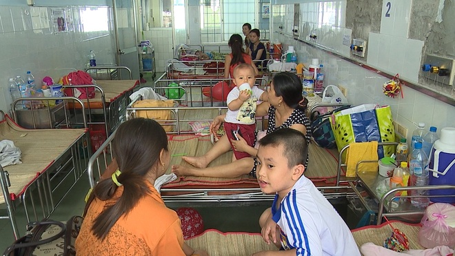Sot xuat huyet co nguy co bung phat thanh dich lon hinh anh