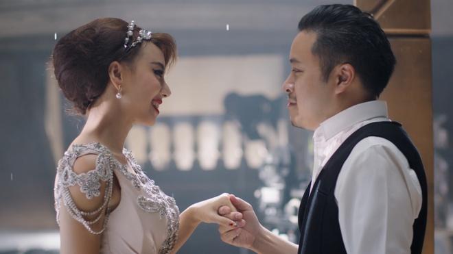 'Color your life': Chuyen tinh Victor Vu va Dinh Ngoc Diep hinh anh