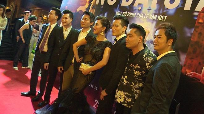 Dan sao Viet long lay ra mat phim 'Nu dai gia' hinh anh