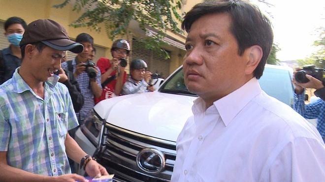 Ong Doan Ngoc Hai: Lan via he mot tac cung dap hinh anh