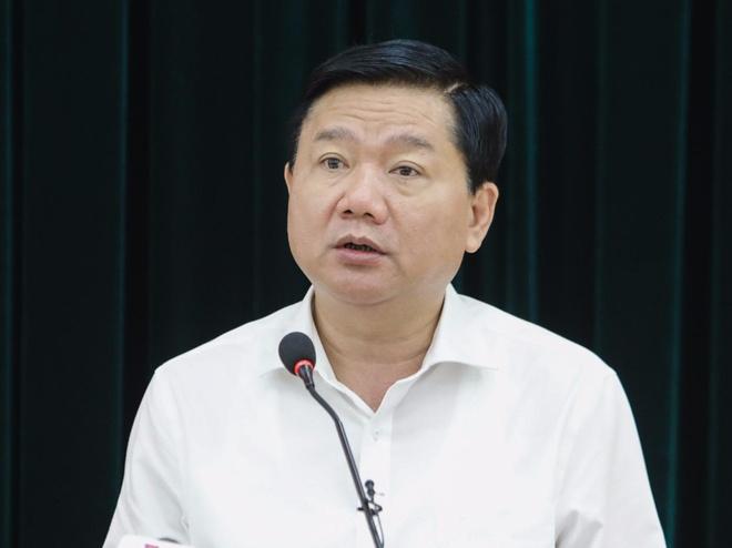 Ong Dinh La Thang xin loi nguoi dan TP.HCM hinh anh