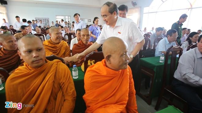 Ong Nguyen Thien Nhan: Xu ly tham nhung khong co vung cam hinh anh 3