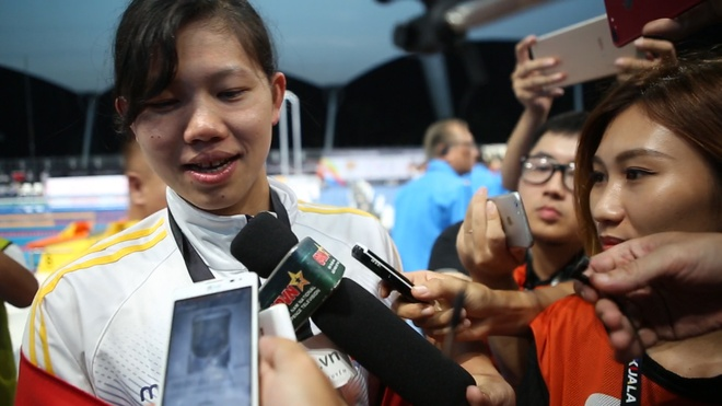 Anh Vien: Em xin loi tat ca vi that bai o noi dung 200 m boi buom hinh anh