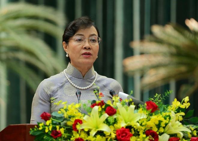 Ba Nguyen Thi Quyet Tam: 7 chuong trinh dot pha thuc hien con cham hinh anh