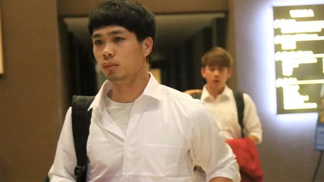 Olympic Viet Nam roi khach san sang som ra san bay ve nuoc hinh anh