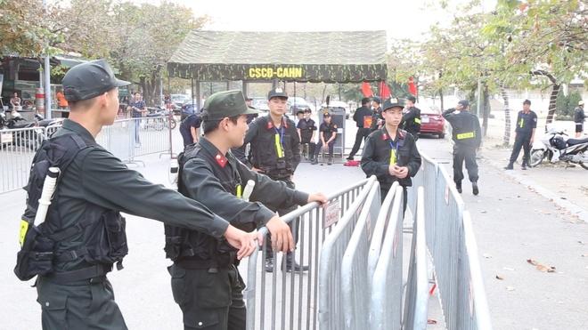 An ninh tang cuong truoc tran Viet Nam - Philippines hinh anh