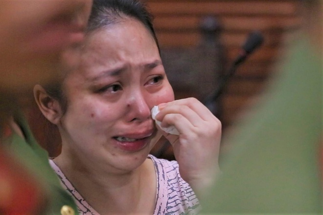 Tro thu cua Van Kinh Duong oa khoc khi nghe de nghi an tu hinh hinh anh