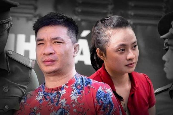 Ngoc Miu xin giam an de som ve nuoi con cua Van Kinh Duong hinh anh