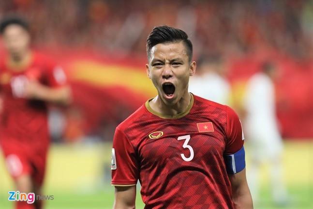 Quế Ngọc Hải: 'Chúng tôi tự tin khi đối đầu với các đội bóng châu Á'