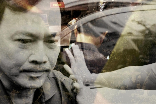 Nguyen Huu Linh - tu 'sep lon' den bi cao linh an tu vi toi dam o hinh anh