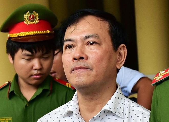 Nguyen Huu Linh bi bac khang cao, linh 18 thang tu hinh anh