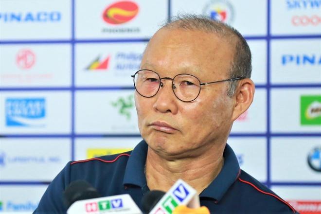 HLV Park: 'Toi khong cu tro ly theo doi U22 Campuchia' hinh anh