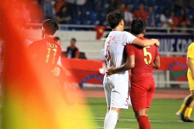 U22 Indonesia guc xuong san sau khi thua 0-3 truoc Viet Nam hinh anh