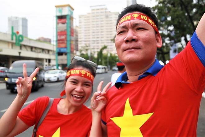 CDV Viet Nam den san som 4 tieng co vu thay tro HLV Park hinh anh