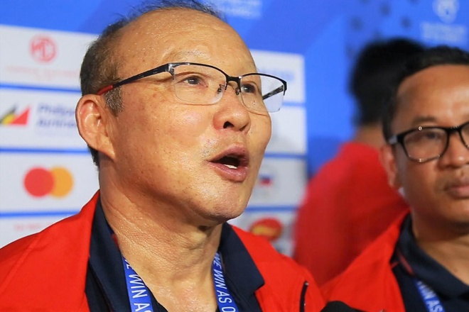 HLV Park: 'Toi xin loi ve tam the do' hinh anh