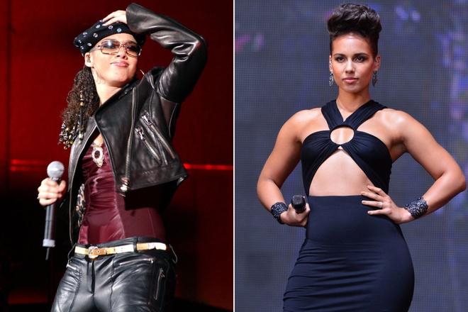 Alicia Keys; Grammy 2020; New York; Hop tac Jay-Z anh 1