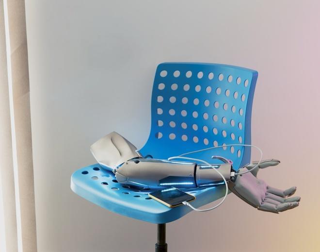 cyborg; nguoi lai may; ve dep con nguoi; Transhumanism anh 7