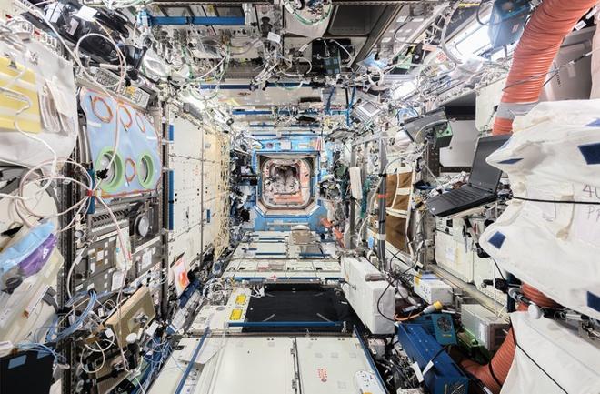 Tram vu tru quoc te ISS anh 10