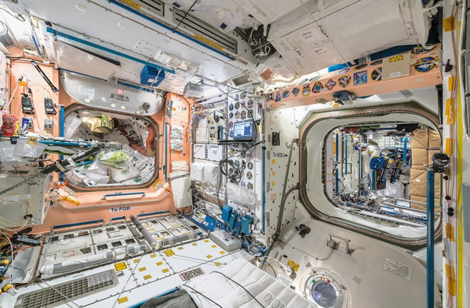 Tram vu tru quoc te ISS anh 4